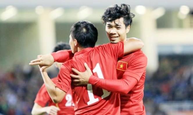Bóng đá đang giúp thương hiệu Việt Nam thêm lan tỏa