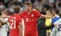 Thomas Muller: '10 người Bayern chống làm sao được 14 người của Real'