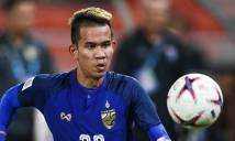 Cầu thủ đấm trọng tài xin rút khỏi ĐT Thái Lan trước thềm King's Cup 2019