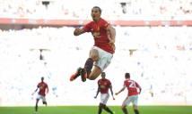 Ibrahimovic tỏa sáng giúp MU giành siêu cúp Anh