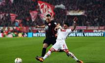 Nhận định Eintracht Frankfurt vs Cologne 21h30, 10/02 (Vòng 22 - VĐQG Đức)
