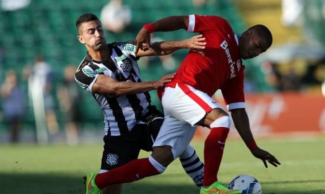 Figueirense vs Internacional, 02h00 ngày 20/06: Đòi lại ngôi đầu