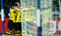 Hertha Berlin - Dortmund: Chiến thắng tưng bừng