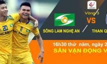 Nhận định SLNA vs Than Quảng Ninh, 16h30 ngày 22/3 (Vòng 3 V.League 2018)