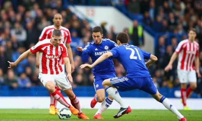 Chelsea vs Stoke City, 22h00 ngày 31/12: Bước vào cửa tử
