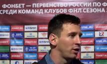 Barcelona được mời tham dự giải hạng Nhất Nga