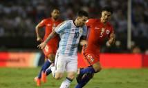 Messi nổ súng, Argentina nhọc nhằn hạ Chille