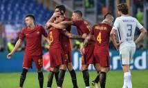 Nhận định AS Roma vs Spal 2013 00h30, 02/12 (Vòng 15 - VĐQG Italia)