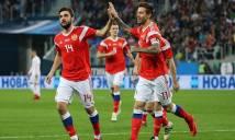 Nhận định Nga vs Uruguay, 21h00 ngày 25/6 (World Cup 2018)