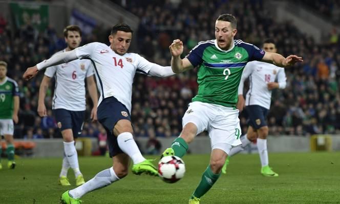 Nhận định Na Uy vs Bắc Ireland 01h45, 09/10 (Vòng loại World Cup 2018 khu vực Châu Âu)