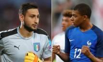 Điểm tin chiều 23/6: Mbappe và Donnarumma đạt thỏa thuận đến Real