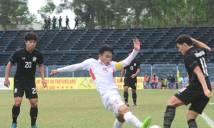 Thủng lưới phút chót, U19 Việt Nam mất suất tranh hạng 3 vào tay U21 Thái Lan