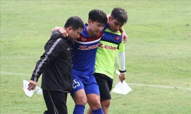 Minh Vương nói gì khi lỡ hẹn cùng U23 Việt Nam ở M-150 Cup?