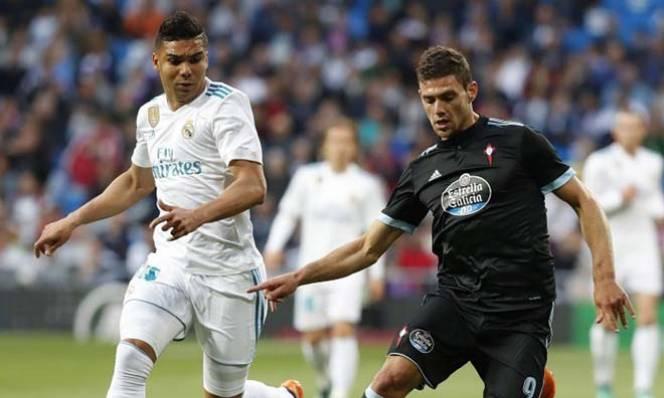 KẾT QUẢ Real Madrid - Celta Vigo: Siêu sao chói sáng, bùng nổ 6 bàn