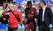 Barca nhận tin vui từ Ousmane Dembele