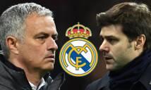 Pochettino và Mourinho nhăm nhe cướp ghế của Solari