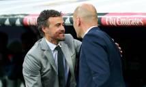 Zidane - Enrique chưa đủ tầm để làm người thiết kế El Clasico