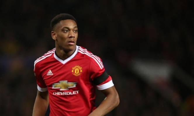 Arsenal chuyển hướng mục tiêu sang Martial