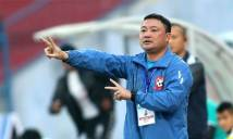 HLV Trương Việt Hoàng thay Lê Huỳnh Đức dẫn dắt SHB Đà Nẵng?