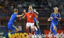 Nhận định U19 Thụy Điển vs U19 Ukraine, 19h30 ngày 21/03 (Vòng loại - U19 châu Âu)