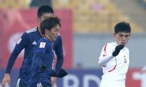 Kết quả U23 Nhật Bản - U23 Triều Tiên: Bắc Hàn cay đắng bị loại vì... người Thái
