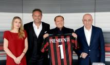 Berlusconi: 'Bán AC Milan là quyết định đau đớn, nhưng cần thiết'