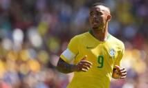 Gabriel Jesus bất ngờ được làm thủ quân Brazil dù còn đó Marcelo lẫn Thiago Silva