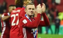 Wayne Rooney: Dáng dấp