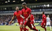 Thắng kịch tính West Brom, Liverpool đòi lại vị trí thứ 3 từ Man City