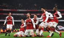 Đại thắng Spurs, Arsenal bị trù ẻo sớm trở lại mạch thua