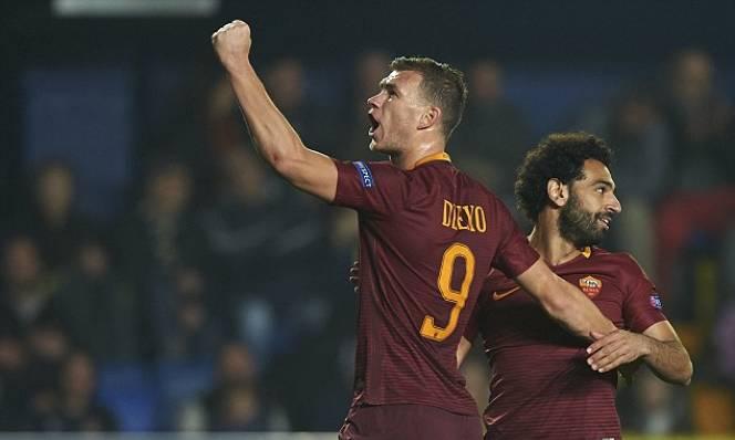 Roma vs Villarreal, 1h00 ngày 24/02: Tàu ngầm lại đắm