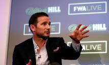 Frank Lampard sáng cửa khởi nghiệp HLV