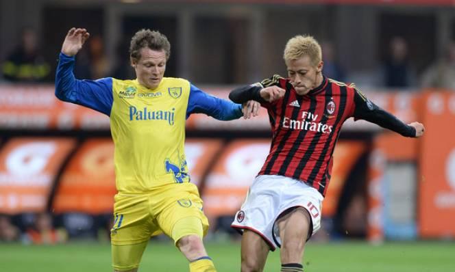 Milan vs Chievo, 02h45 ngày 05/3: Lặp lại lịch sử