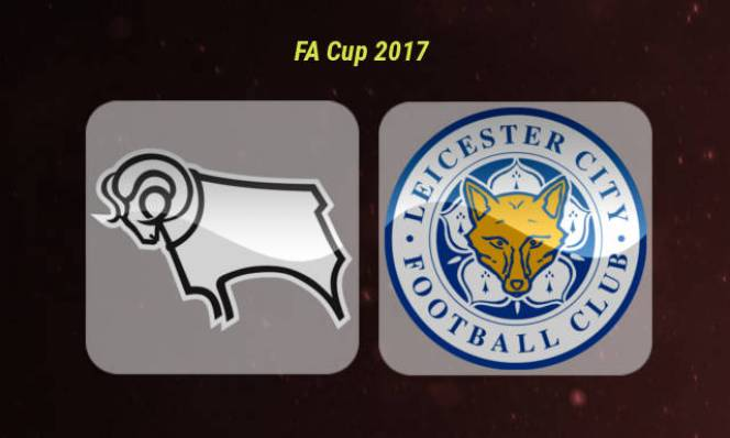 Derby County vs Leicester City, 02h55 ngày 28/1: Cạm bẫy ở chuồng Cừu
