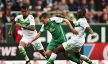 Bremen vs Wolfsburg, 23h30 ngày 24/9: Lún sâu vào vũng bùn
