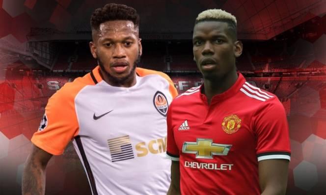 Fred nói gì sau khi trở thành cầu thủ đắt giá thứ tư trong lịch sử Manchester United?