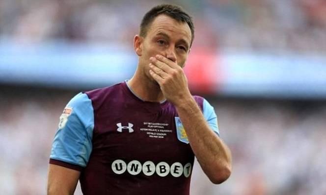 Chia tay Aston Villa đầy tiếc nuối, Terry được hàng loạt đội bóng săn đón