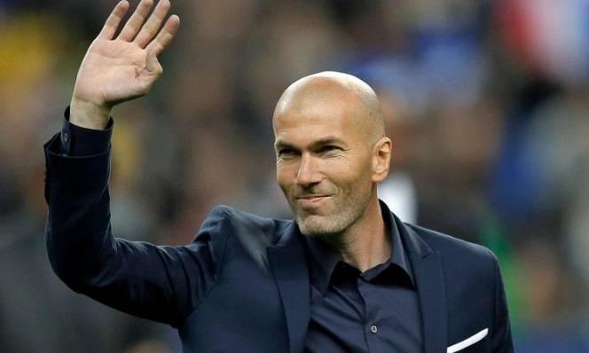 CHÍNH THỨC: HLV Zidane gia hạn hợp đồng với Real Madrid