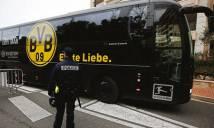 Xe buýt của Dortmund lại gặp vấn đề trước trận lượt về trên đất Pháp