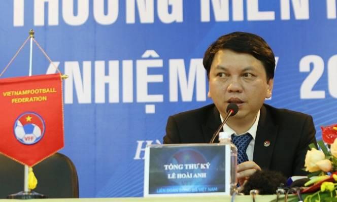 Tổng thư ký VFF: Năm 2017, bóng đá Việt Nam thành công