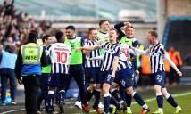 Chơi hơn người, Leicester vẫn bị đội hạng 3 'làm nhục'
