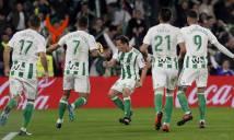 Nhận định Betis vs Leganes 03h00, 16/01 (Vòng 19 - VĐQG Tây Ban Nha)