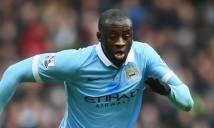 Điểm tin sáng 12/3: Man City mất Yaya Toure ở trận gặp Norwich