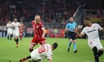 KẾT QUẢ Bayern Munich - Sevilla: Hàng thủ chủ nhà đứng vững