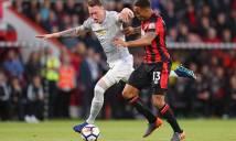 KẾT QUẢ Bournemouth - Man Utd: Người hùng ngoài dự đoán, kết liễu sắc lẹm