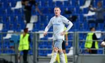 Rooney và đồng đội thua 'tâm phục khẩu phục' trên đất Italy