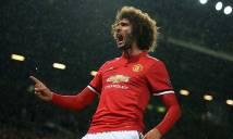 MU muốn vô địch cúp C1, Ngoại hạng Anh: Khi Fellaini là để yêu thương
