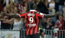 Balotelli: Tấm bùa hộ mệnh của OGC Nice
