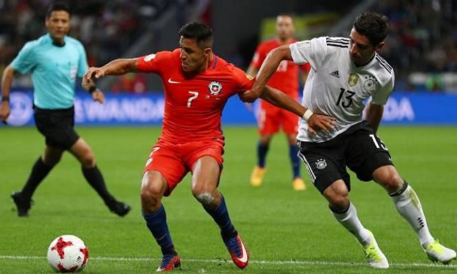 Chile vs Đức, 01h00 ngày 03/7: Xe tăng lên đỉnh