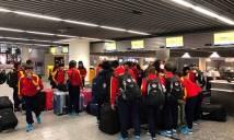 ĐT nữ Việt Nam tới Jordan, tự tin kiếm vé đến World Cup